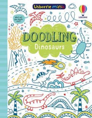 Mini Books Doodling Dinosaurs by Sam Smith & Krysia Ellis