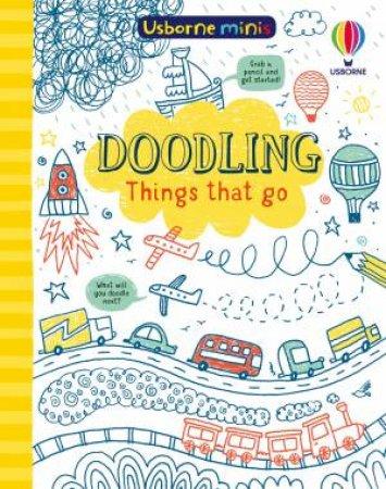 Mini Books Doodling Truck by Sam Smith & Krysia Ellis