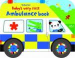 Babys Very First Ambulance Book