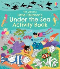 Little Childrens Under The Sea Activity Book