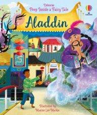Peep Inside A Fairy Tale Aladdin