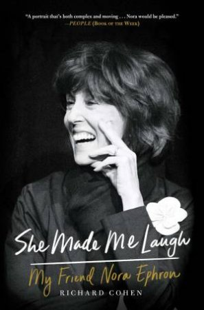 She Made Me Laugh by Richard Cohen