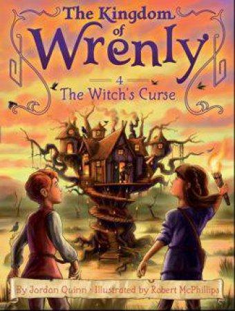 Witch's Curse by Jordan Quinn