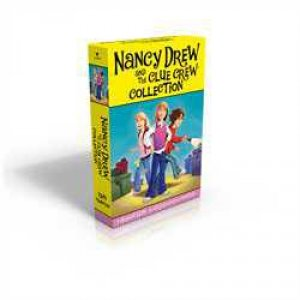 The Nancy Drew and the Clue Crew Collection by Carolyn Keene