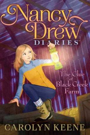 Clue at Black Creek Farm by Carolyn Keene