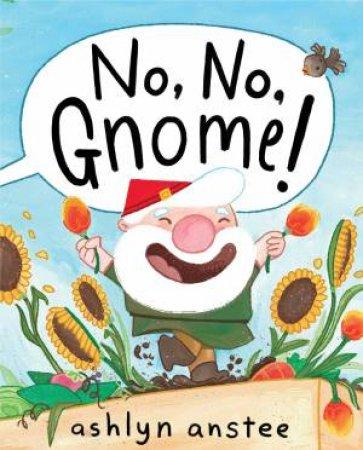 No, No, Gnome! by Ashlyn Anstee