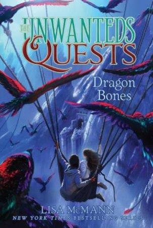 Dragon Bones by Lisa McMann