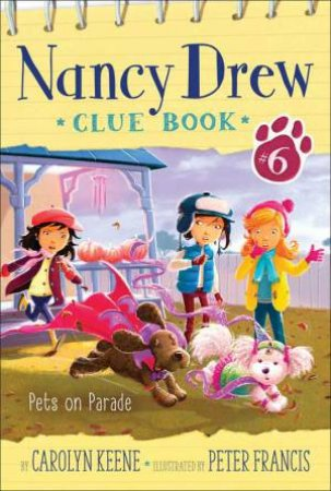 Pets On Parade by Carolyn Keene