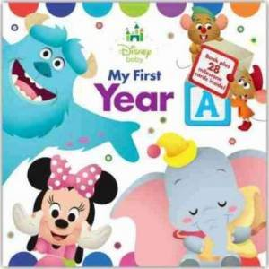 Disney Baby My First Year: Record and Share