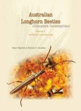 Australian Longhorn Beetles Coleoptera Cerambycidae Vol 02