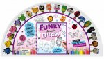 Funky Things to Draw, 20 Pencil Set by Various