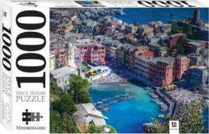 Mindbogglers 1000 Piece Jigsaw: Vernazza, Liguria, Italy