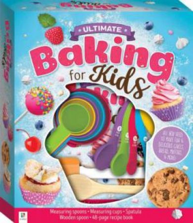 Ultimate Baking For Kids Kit by Various