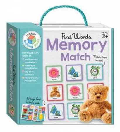 First Words Memory Match