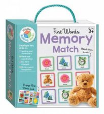 First Words Memory Match by Various