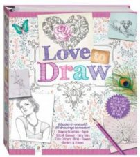 Love To Draw by Various
