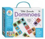 Wild Animals Dominoes by Various