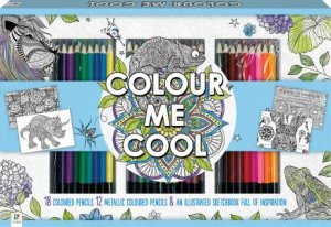 Colour Me Cool Kit by Various