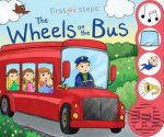 First Steps: Wheels On The Bus Sound Book by Kimberley Barnes