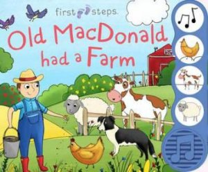 First Steps: Old MacDonald Sound Book