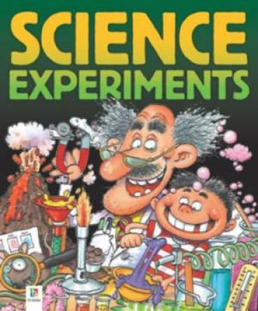 Cool: Science Experiments