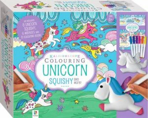 Kaleidoscope Colouring: Unicorn Squishy by Various