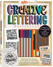 Art Maker: Creative Lettering by Various