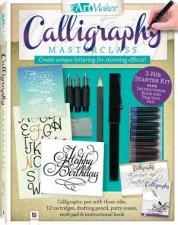 Art Maker Calligraphy Masterclass