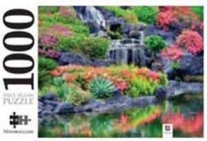 Mindbogglers 1000 Piece Jigsaw: Flower Garden, Kauai, Hawaii
