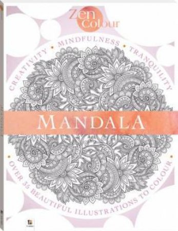 Zen Colour: Mandala (2019 Ed) by Various