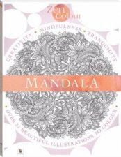 Zen Colour Mandala 2019 Ed