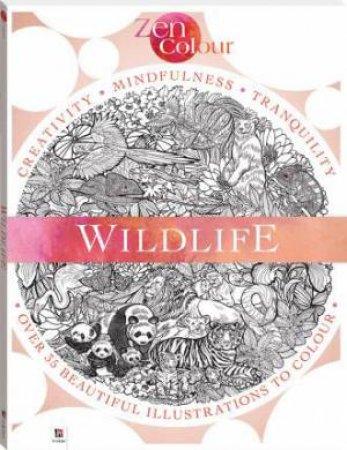 Zen Colour: Wildlife (2019 Ed)