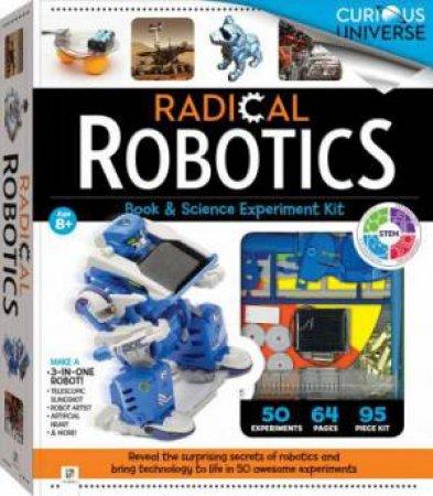 Curious Universe Science Kit: Radical Robotics