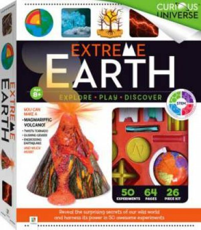 Curious Universe Science Kit: Extreme Earth