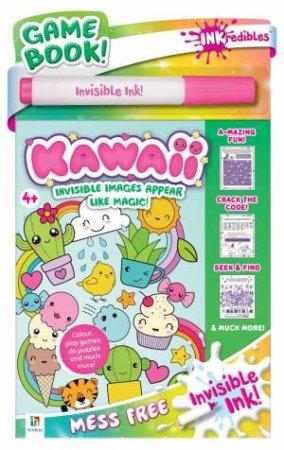 Inkredibles Invisible Ink: Kawaii by Various