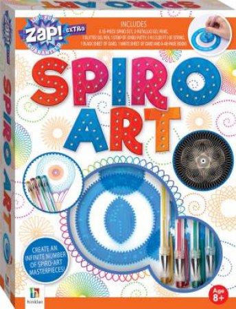 Zap! Extra: Spiro Art by Various