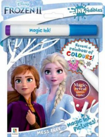 Inkredibles Frozen 2 Magic Ink Pictures by Various