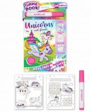 Inkredibles Invisible Ink Unicorns And Friends