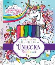 Kaleidoscope Colouring Kit Unicorn Rainbows