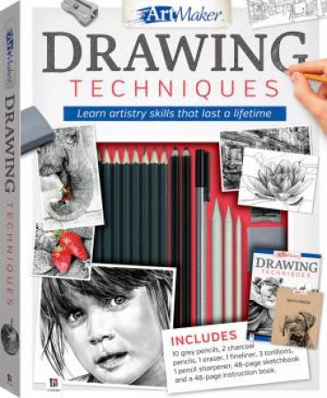 Art Maker: Drawing Techniques by Gale Dickinson