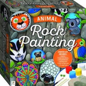 Animal Rock Painting Kit