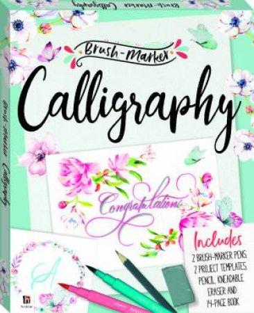 Brush-Marker Calligraphy Kit