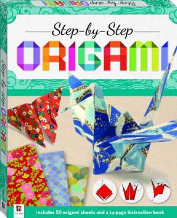 Step-By-Step Origami Kit