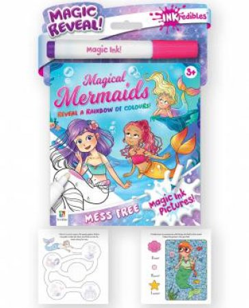 Inkredibles Magic Ink Pictures: Magical Mermaids by Various