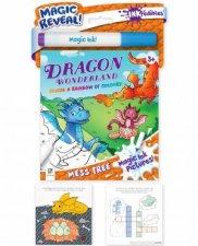Inkredibles Magic Ink Pictures Dragon Wonderland