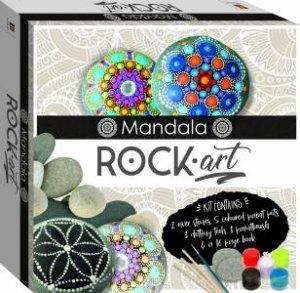Mandala Rock Art Mini Kit