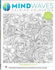 Mindwaves Calm Colouring Tranquillity