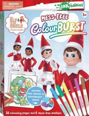 Inkredibles: Elf On The Shelf Colour Burst by Various
