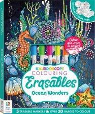 Kaleidoscope Colouring Erasables Ocean Wonders