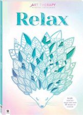 Art Therapy Mindful Colouring Relax